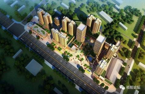 兴龙国际购物中心